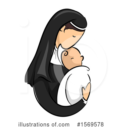 Baby Clipart #1569578 by BNP Design Studio