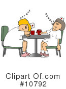 Royalty-Free (RF) Nurse Clipart Illustration #10792