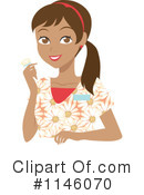 Royalty-Free (RF) Nurse Clipart Illustration #1146070