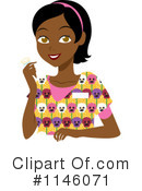 Royalty-Free (RF) Nurse Clipart Illustration #1146071