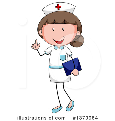 Nurse Clipart #1370964 by Graphics RF