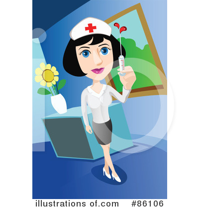 Nurse Clipart #86106 by mayawizard101