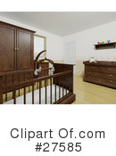 Nursery Room Clipart #27585 by KJ Pargeter