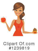 Royalty-Free (RF) Nutrition Clipart Illustration #1239819