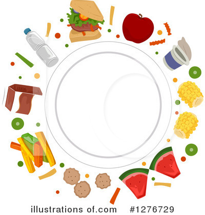Royalty-Free (RF) Nutrition Clipart Illustration by BNP Design Studio - Stock Sample #1276729