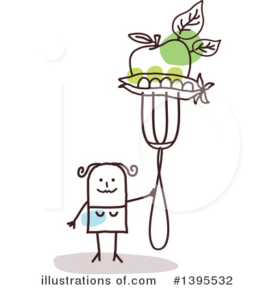 Nutrition Clipart #1395532 by NL shop