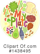 Nutrition Clipart #1438495 by BNP Design Studio