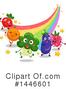 Royalty-Free (RF) Nutrition Clipart Illustration #1446601