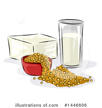 Dairy Clipart #1446606 by BNP Design Studio