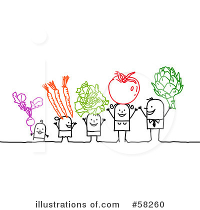 Family Clipart #58260 by NL shop