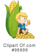 Royalty-Free (RF) nutrition Clipart Illustration #96999