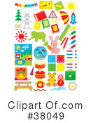 Objects Clipart #38049 by Alex Bannykh