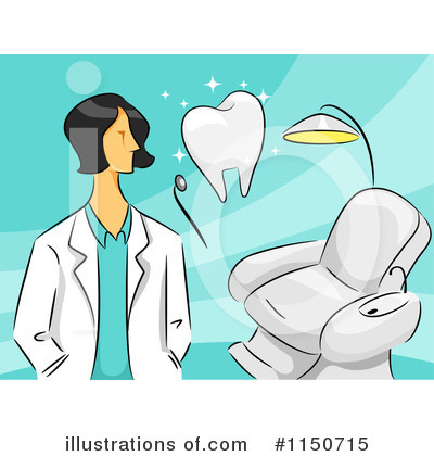 Dental Clipart #1150715 by BNP Design Studio