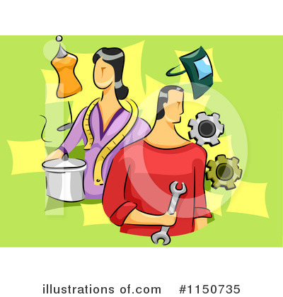 Cooking Clipart #1150735 by BNP Design Studio