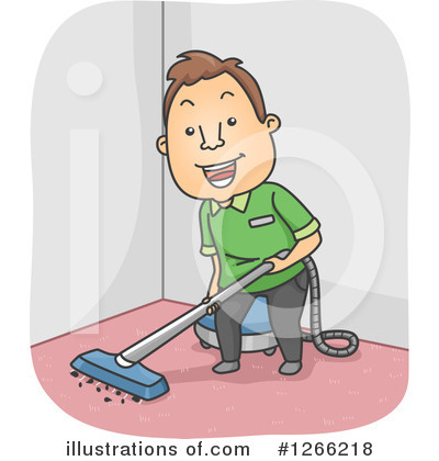Cleaning Clipart #1266218 by BNP Design Studio