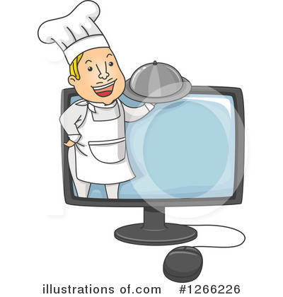 Chef Clipart #1266226 by BNP Design Studio