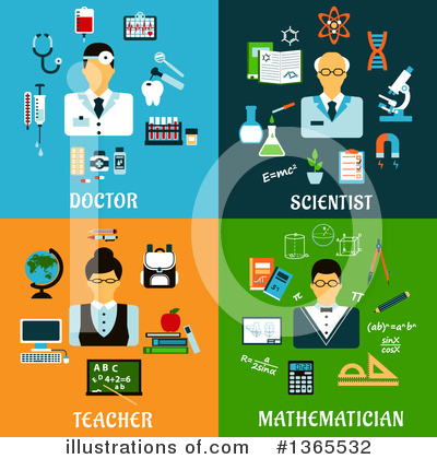 Algebra Clipart #1365532 by Vector Tradition SM