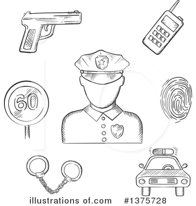 Royalty-Free (RF) Occupation Clipart Illustration by Vector Tradition SM - Stock Sample #1375728
