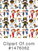 Royalty-Free (RF) Occupation Clipart Illustration #1476062