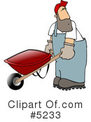 Occupation Clipart #5233 by djart