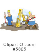 Occupation Clipart #5825 by djart