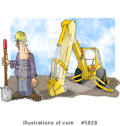 Man Clipart #5828 by djart