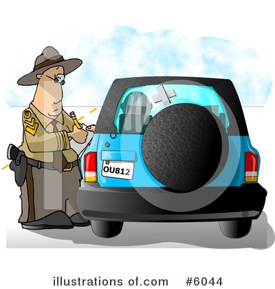 Royalty-Free (RF) Occupation Clipart Illustration by djart - Stock Sample #6044