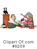 Occupation Clipart #6209 by djart