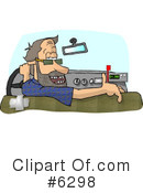 Occupation Clipart #6298 by djart