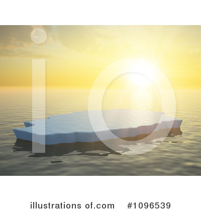 Iceberg Clipart #1096539 by Mopic