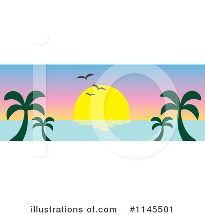 Royalty-Free (RF) Ocean Clipart Illustration by Rosie Piter - Stock Sample #1145501