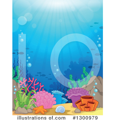 Fish Clipart #1300979 by visekart