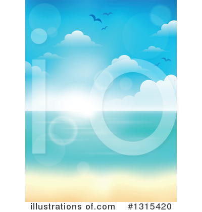 Beach Clipart #1315420 by visekart
