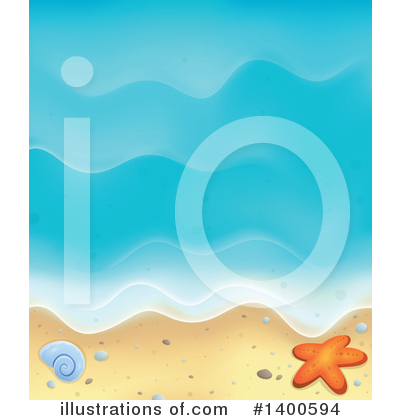 Shore Clipart #1400594 by visekart