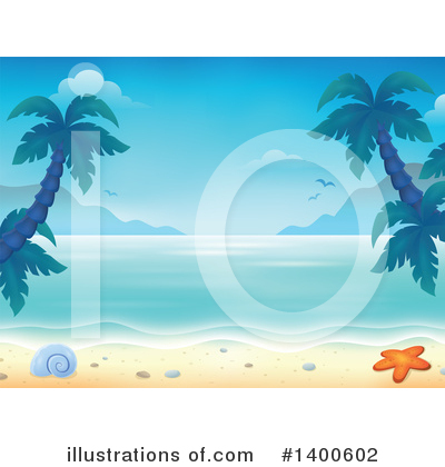 Shore Clipart #1400602 by visekart