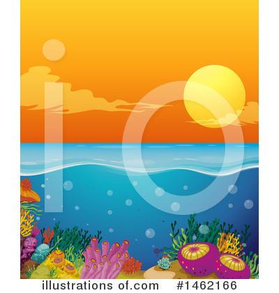 Reef Clipart #1462166 by Graphics RF