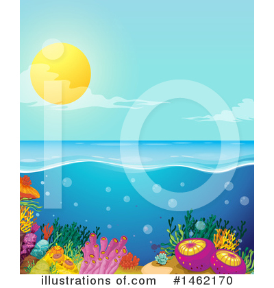Reef Clipart #1462170 by Graphics RF
