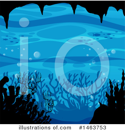 Reef Clipart #1463753 by Graphics RF