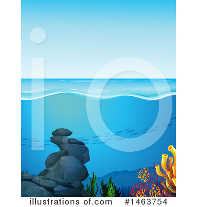 Reef Clipart #1463754 by Graphics RF