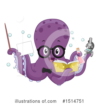 Scientist Clipart #1514751 by BNP Design Studio