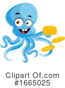 Octopus Clipart #1665025 by Morphart Creations