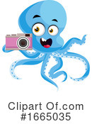Octopus Clipart #1665035 by Morphart Creations