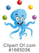 Octopus Clipart #1665036 by Morphart Creations