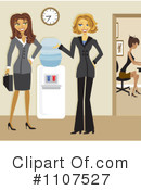 Office Clipart #1107527 by Amanda Kate