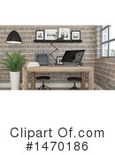 Office Clipart #1470186 by KJ Pargeter