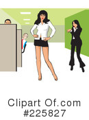 Office Clipart #225827 by David Rey