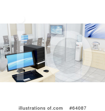 Interior Clipart #64087 by KJ Pargeter