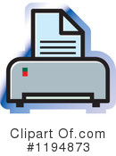 Office Icon Clipart #1194873 by Lal Perera