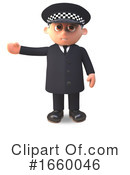 Officer Clipart #1660046 by Steve Young