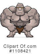 Ogre Clipart #1108421 by Cory Thoman